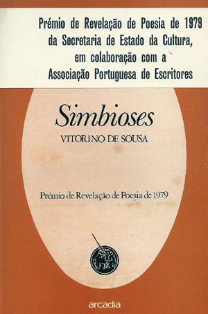 Simbioses de Vitorino de Sousa - Capa do Livro - 1979